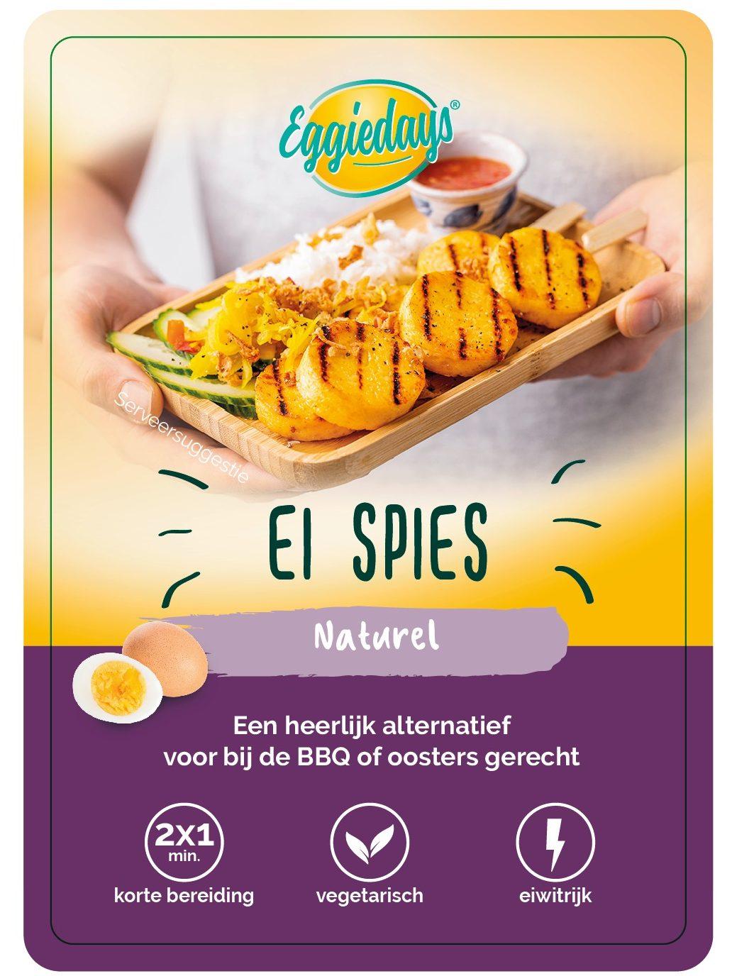 Eggiedays Eimedaillon Goudse Kaas
